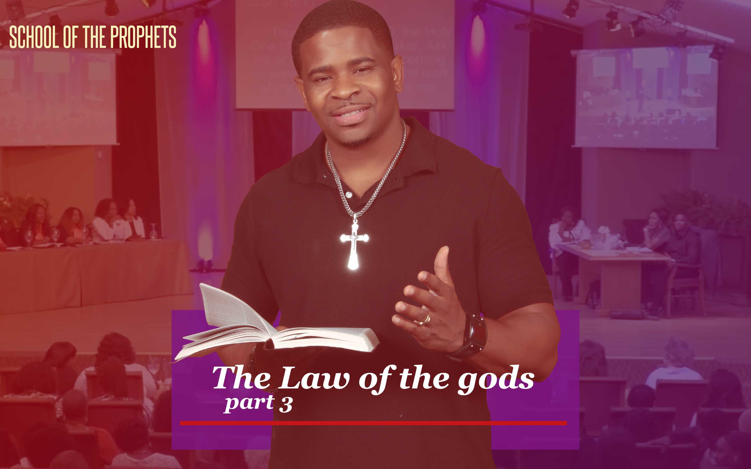 SOP The Law of the gods 3