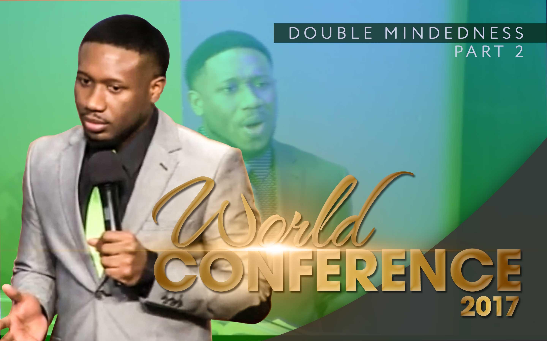 Double Mindedness 2