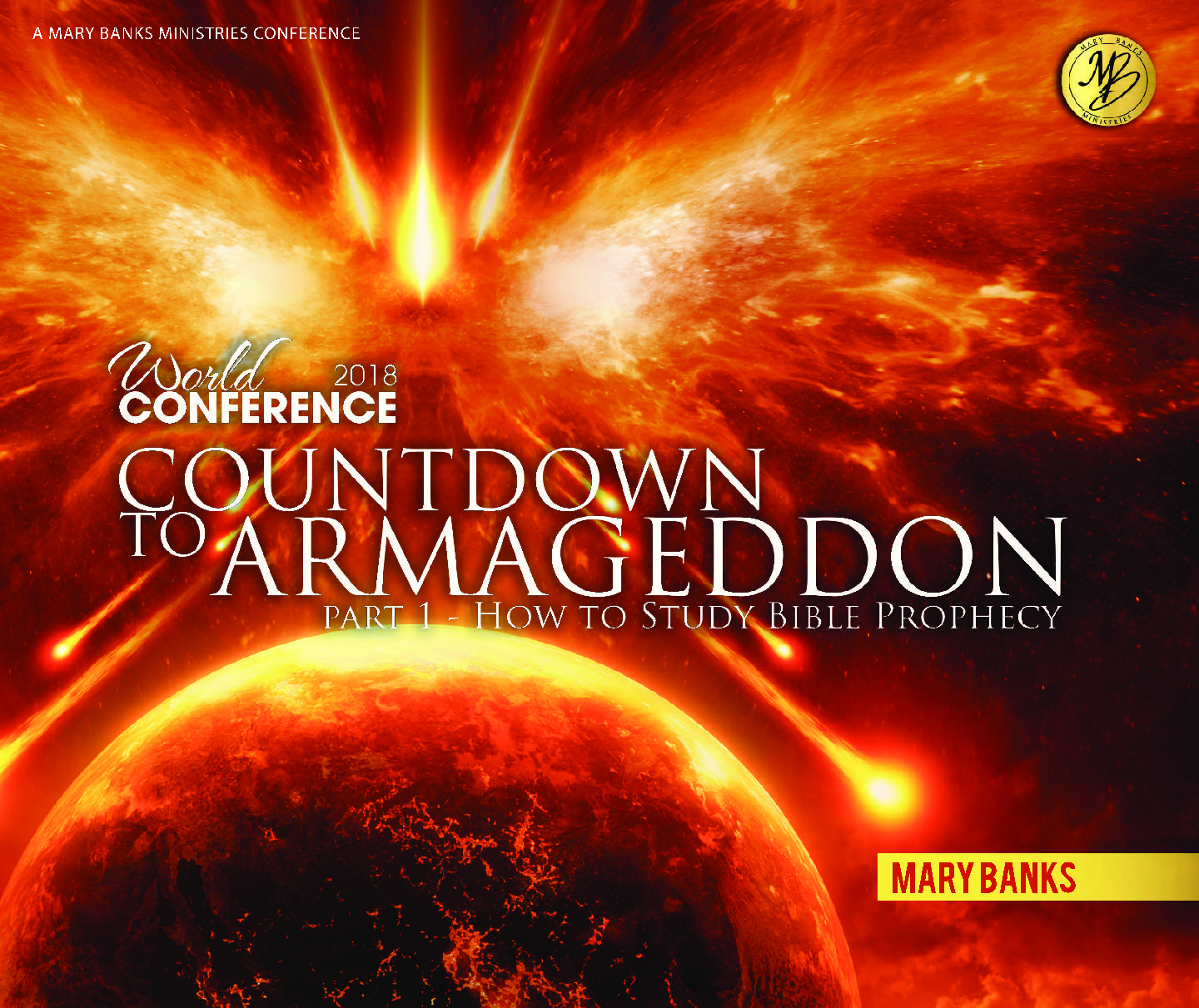Bible study: The Armageddon in Revelation | Preacher: Sis ...